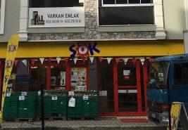 Varkan'dan Seferihisar Merkez'de Kurumsal Kiracılı Satılık Dükkan